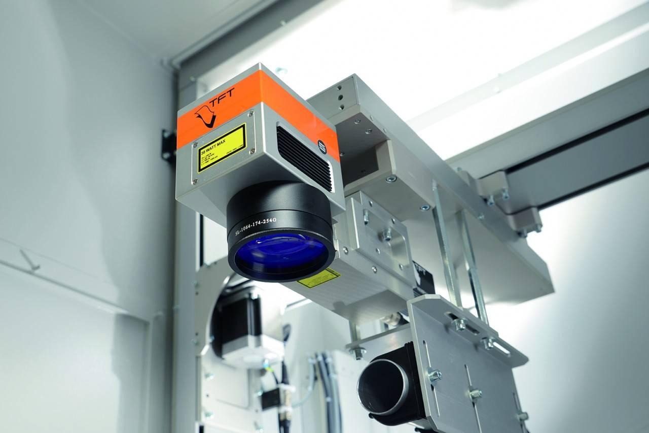 Indurstrial laser technology - TFT GmbH - High volume laser marking ...